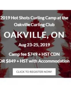 Oakvill August 23_25 Hotshot Curling Camp