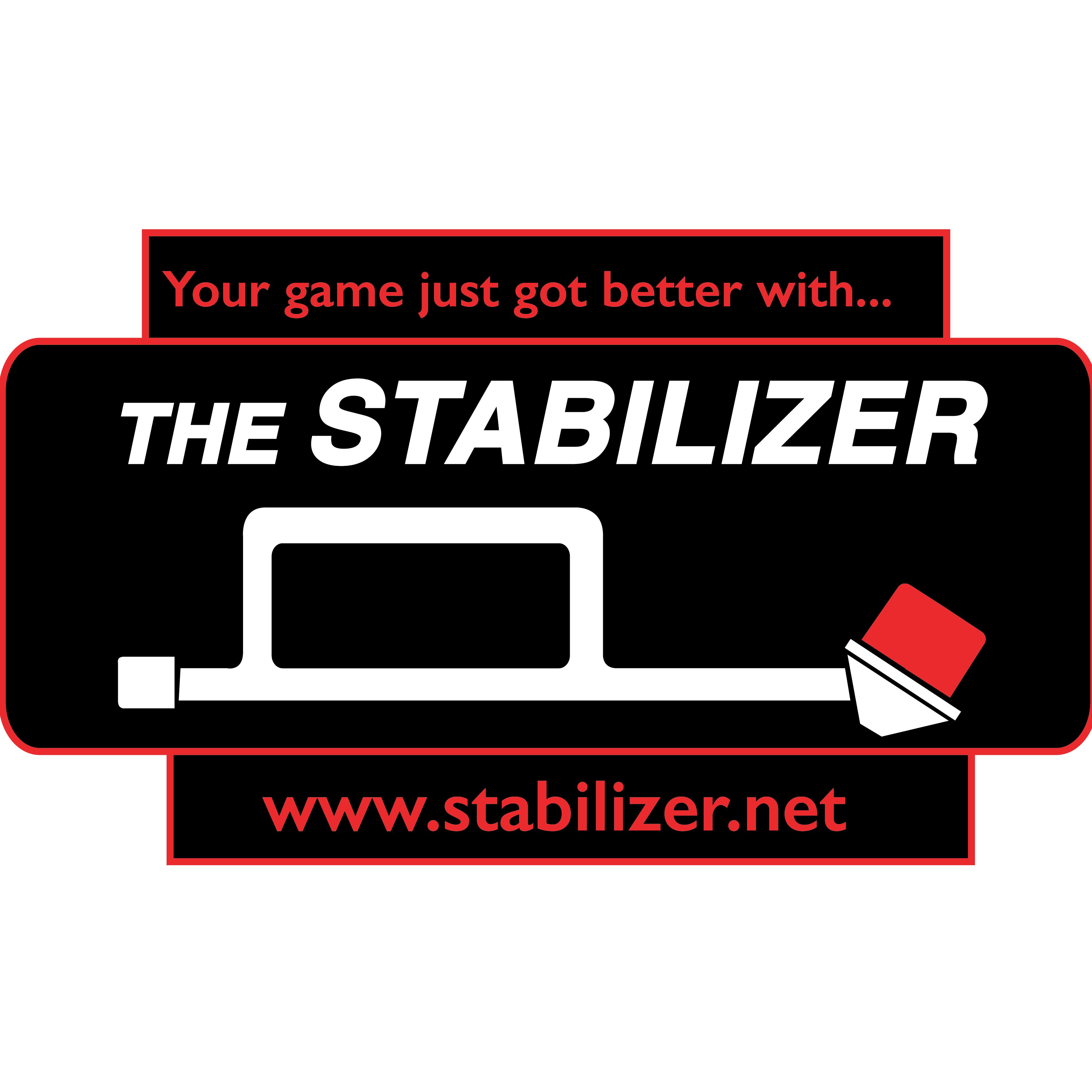 Stabilizer Black BG - Hot Shots Curling Camp