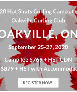 Hot Shots Oakville Sept 2020